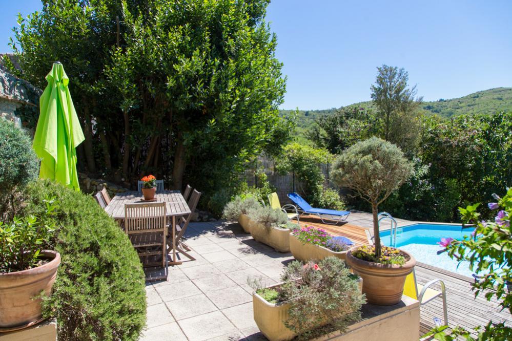 Le Jardin Secret Languedoc Oliver S Travels