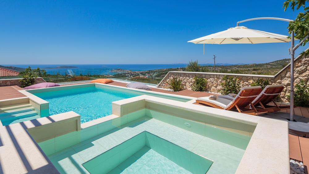 Villa Primostiti, Dalmatia - Croatia