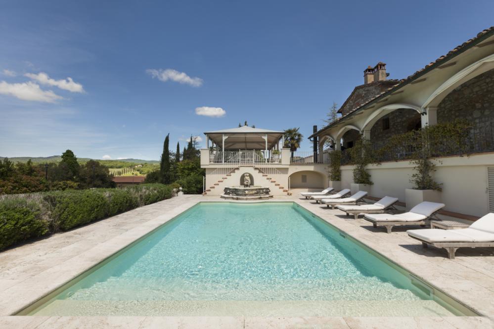 Casa Selva in Tuscany - Italy