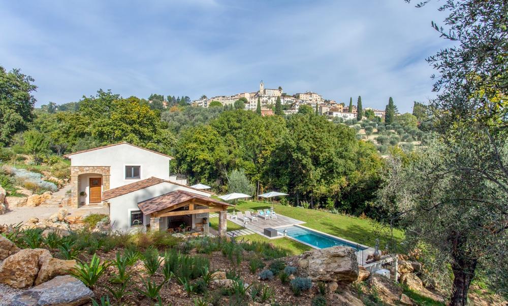 Villas Jolie And Zen Grasse Olivers Travels