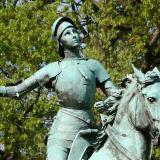 Finding Joan of Arc in France