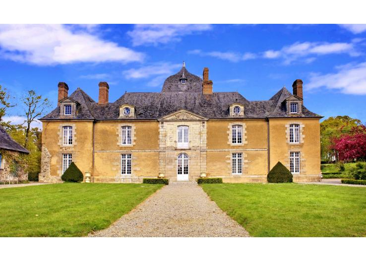 Chateau De Choisel, Brittany | Oliver\'s Travels