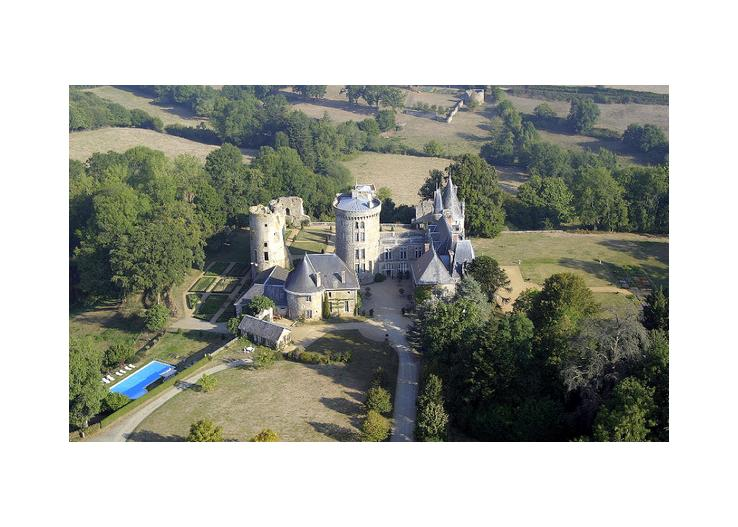 Chateau Flacelliere Keep