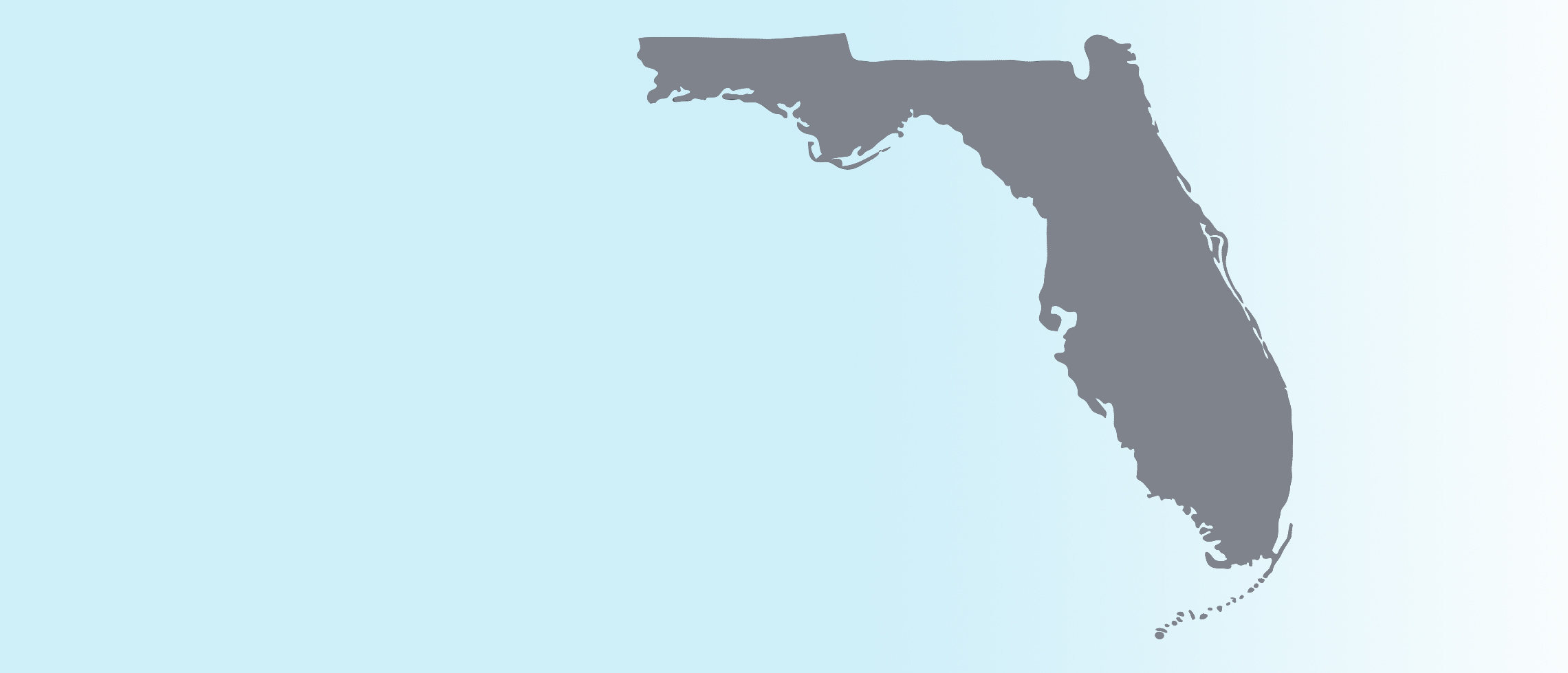 Top destinations in Florida