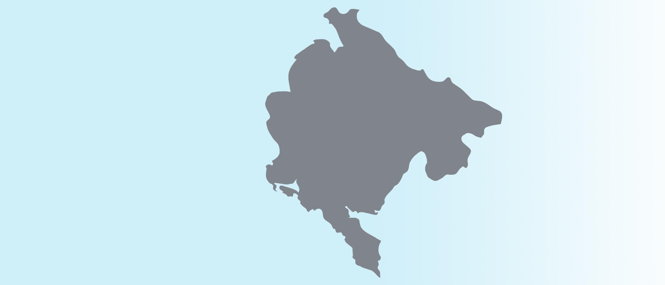 Popular Regions in Montenegro