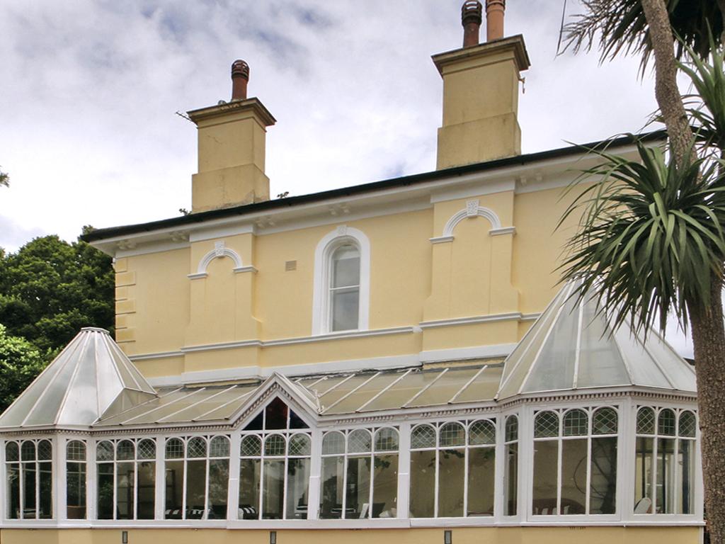 Penven Lodge