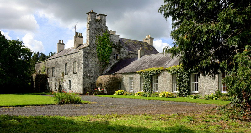 Irish Country Castle